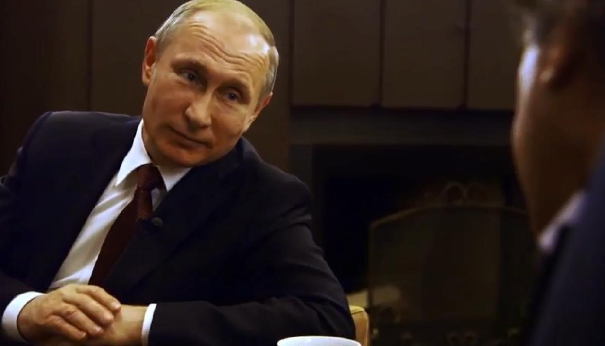 Главные цитаты Владимира Путина изпервой части сериала Оливера Стоуна