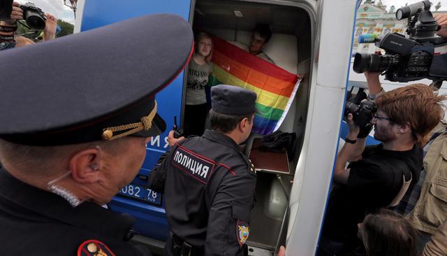 О запрете гей пропаганды в россии