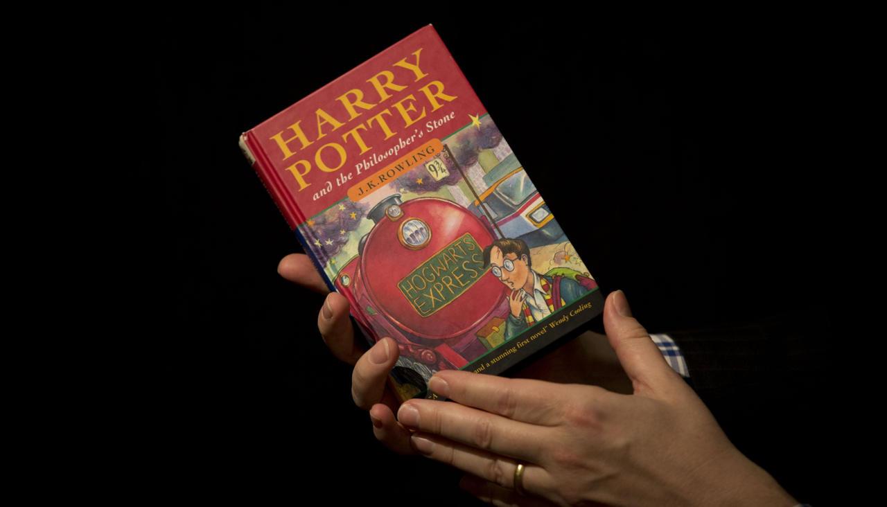 Первой книжке оГарри Поттере стукнуло 20 лет— Шалость удалась