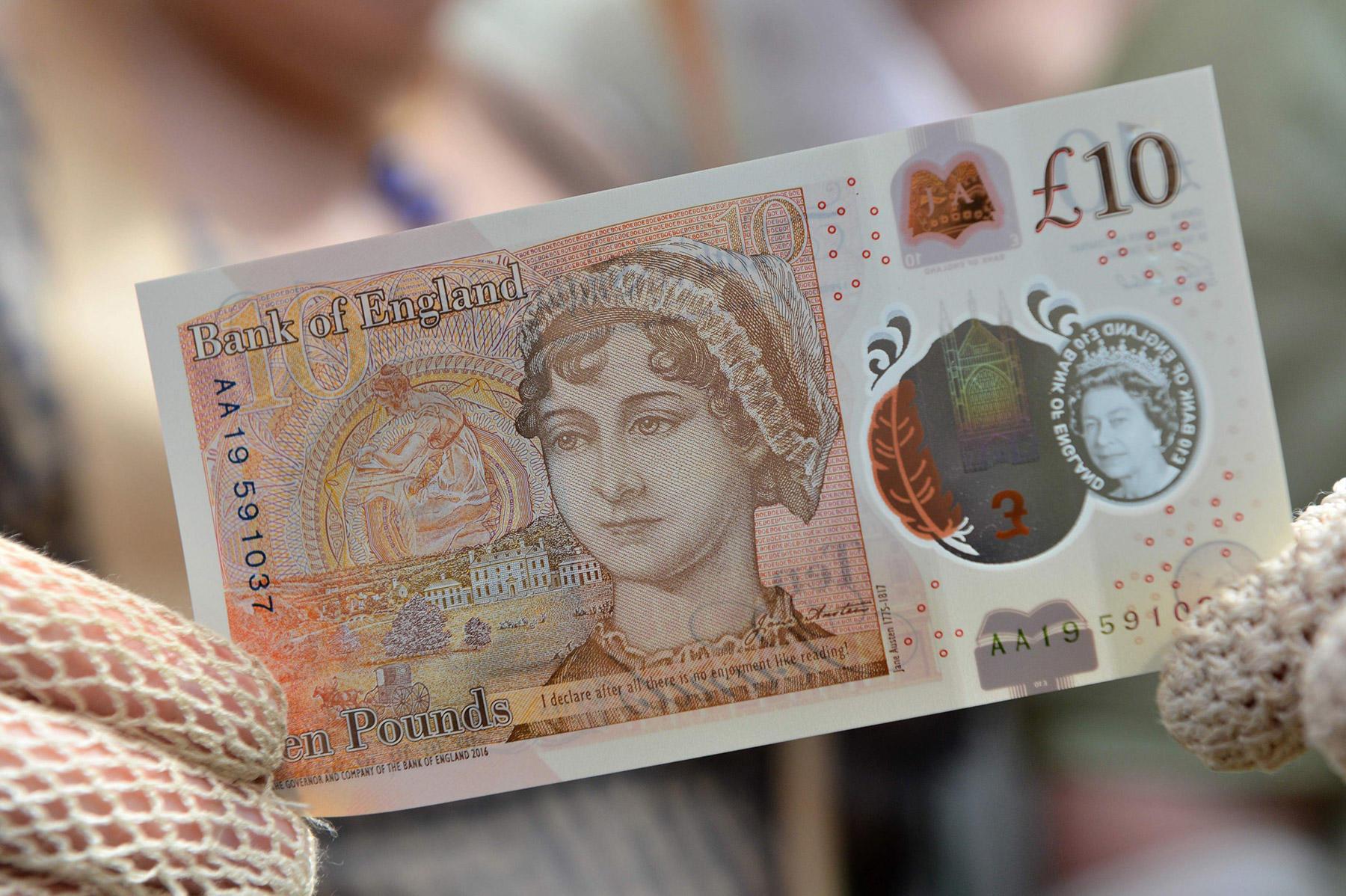 Десять фунтов две копейки 1810
