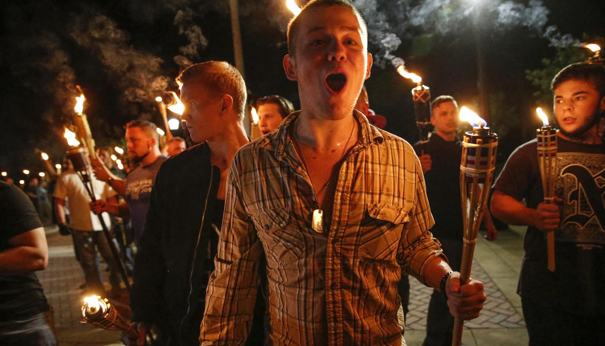 ВСША неонацистский сайт The Daily Stormer получил русский  домен