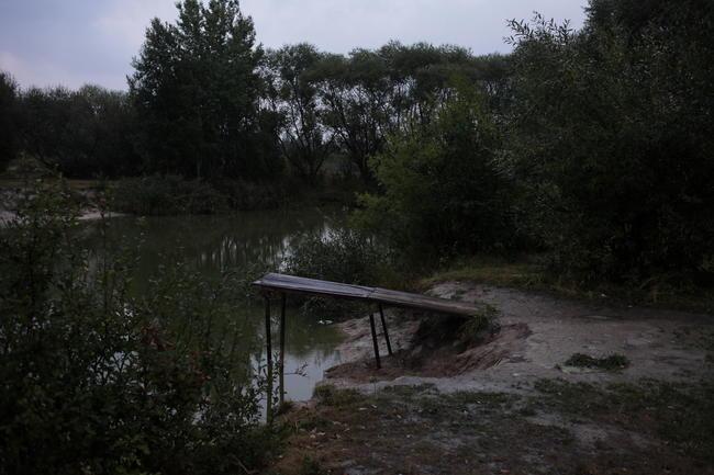 4сентября 2015 года. Деревня Горошки, Минский район