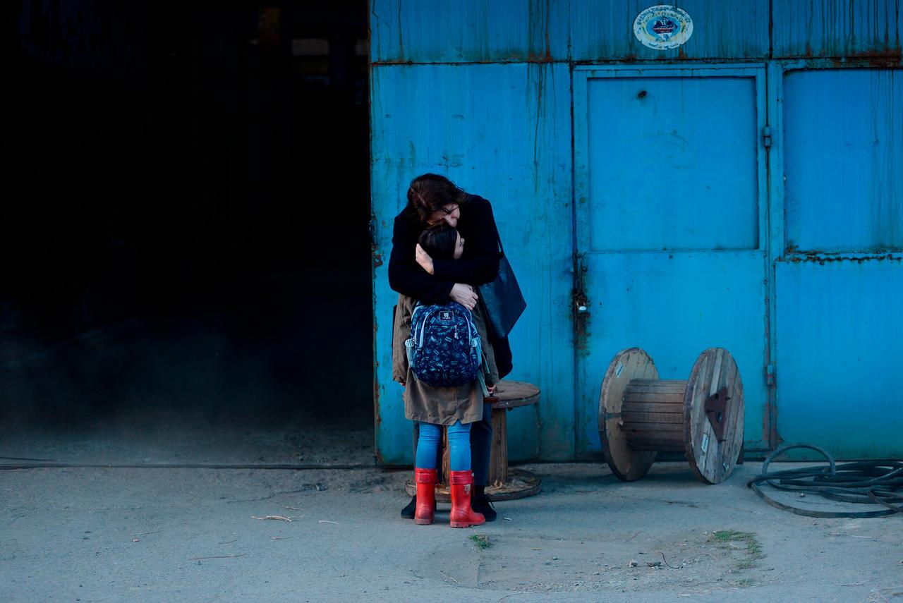 Кадр из фильма сербского режиссера Бояна Вулетича «Реквием по госпоже Ю». goEast