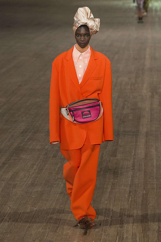 Показ коллекции Marc Jacobs весна-лето 2018 на Нью-йоркской неделе моды, 13 917982d9a0c