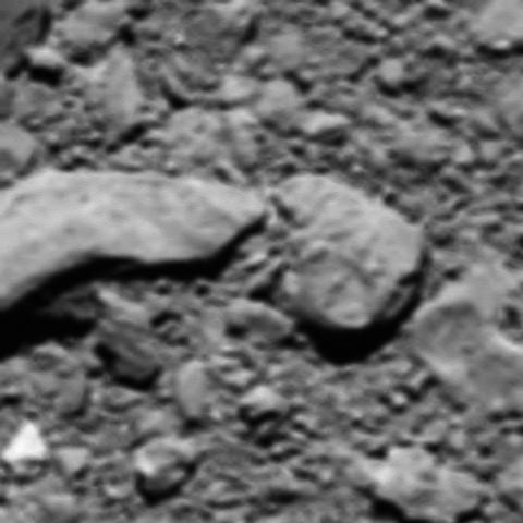 IDA  DASP  UPM  INTA  SSO  IAA  LAM  UPD  MPS for OSIRIS Team MPS  Rosetta  ESA