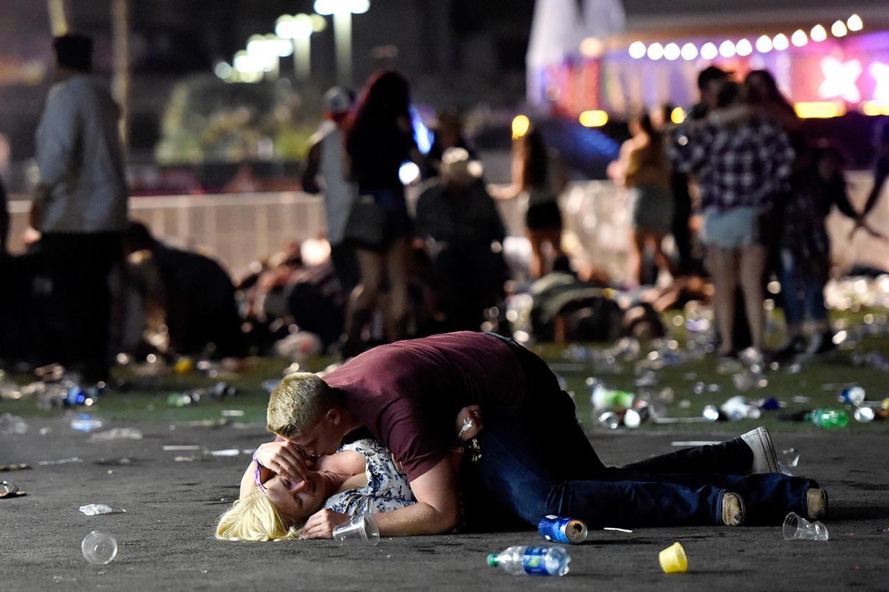 Расстрелянный Лас-Вегас