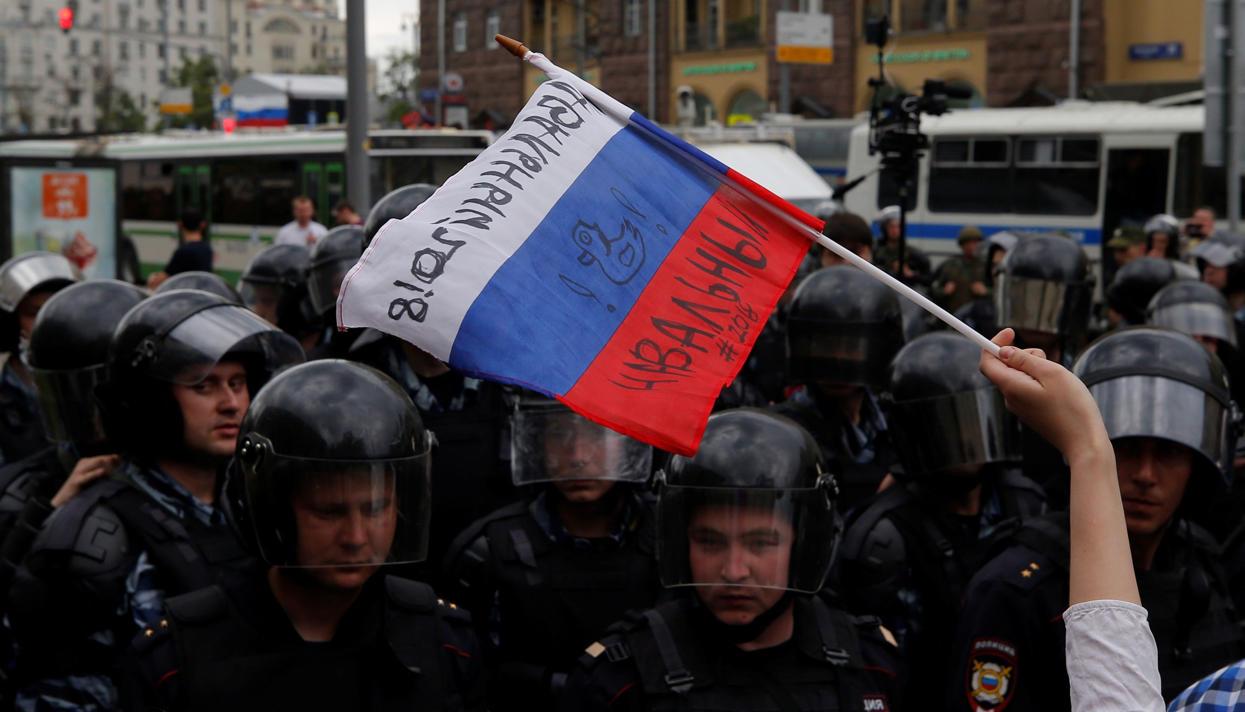 Митинг 7октября 2017 в столице России : планы оппозиционеров поповоду  проведения акций протеста