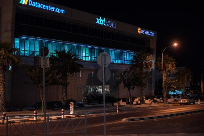 Офис одной изроссийских IT-компаний вЛимасоле