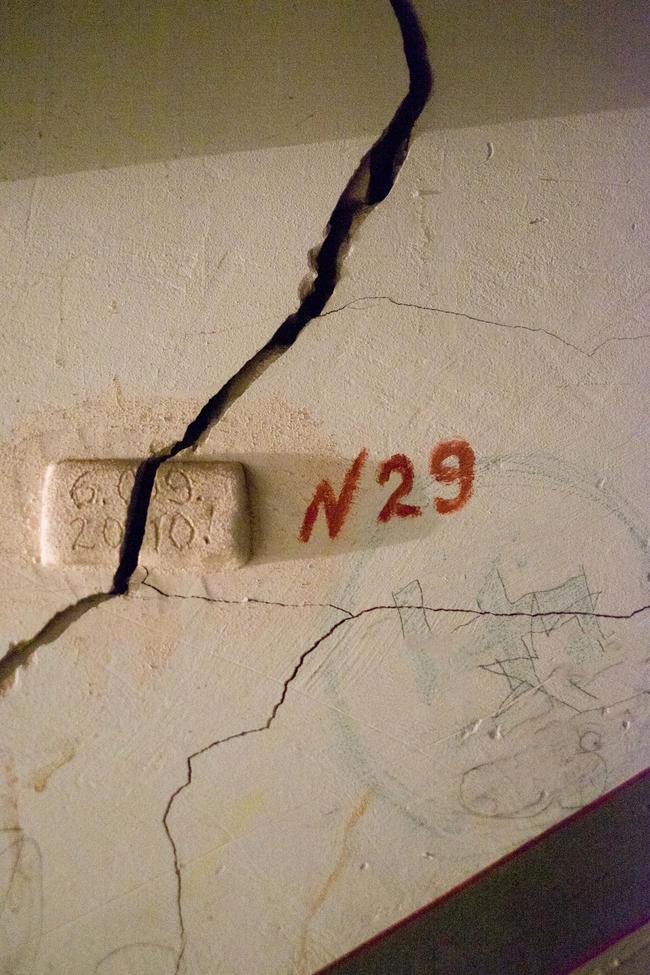 Аварийный жилой дом напроспекте Ленина, 3
