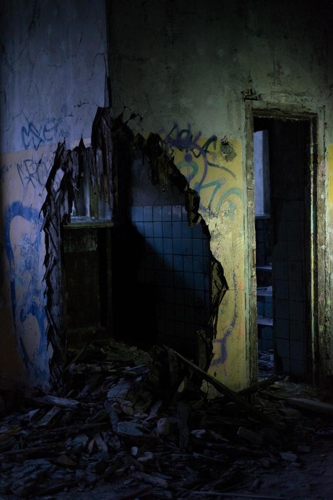 Вздании разрушенной бани наБерезниковской улице, 76