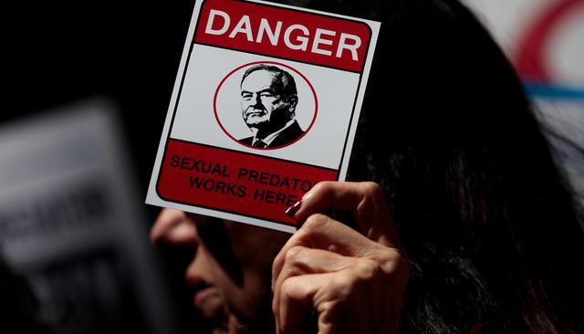 Сексуальных домогательств к мужчинам не бывает