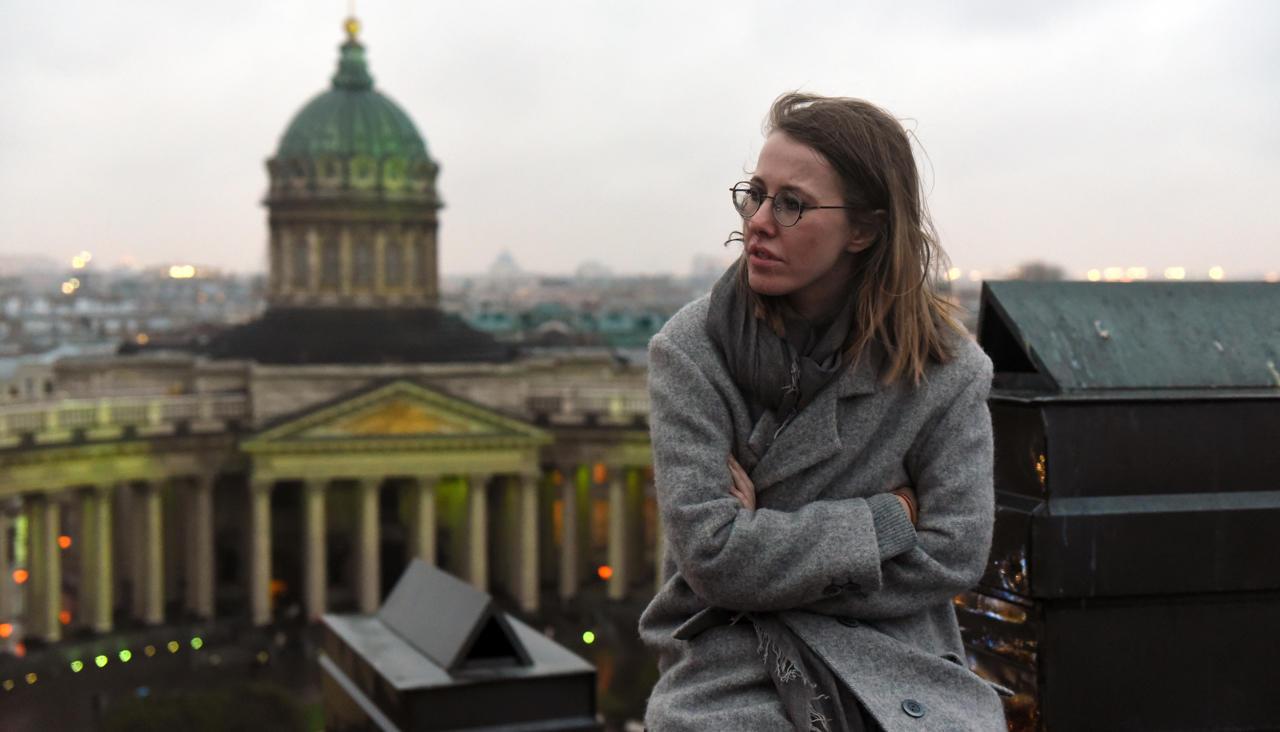 Прекрасный арт-проект, трэш, стеб Таисия Бекбулатова рассказывает политическую историю Ксении Собчак