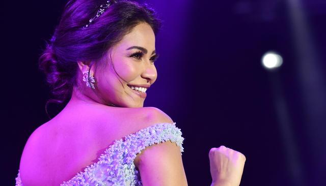 Египетская певица посоветовала непить изНила. Ееобвинили воскорблении страны ибудут судить