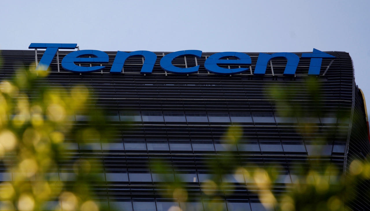 Стоимость Tencent превысила $500 млрд