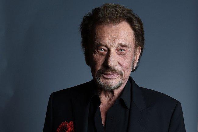 Скончался французский музыкант Джонни Холлидей