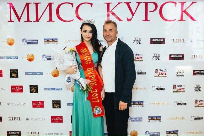 Организатор «Мисс Курск» Евгений Попов