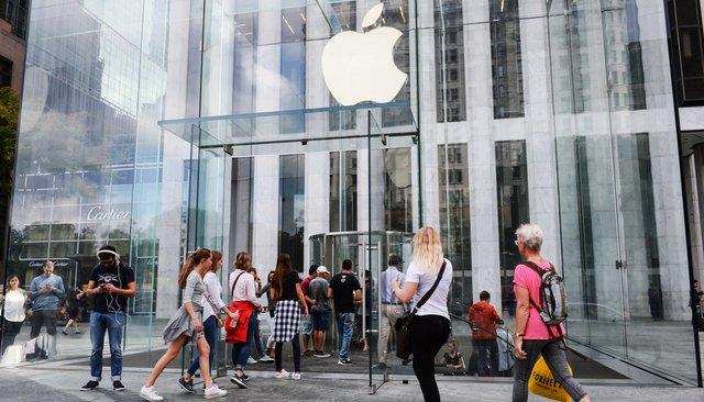 Apple вернет сзарубежных счетов вСША четверть триллиона долларов. Трамп назвал это победой американских рабочих