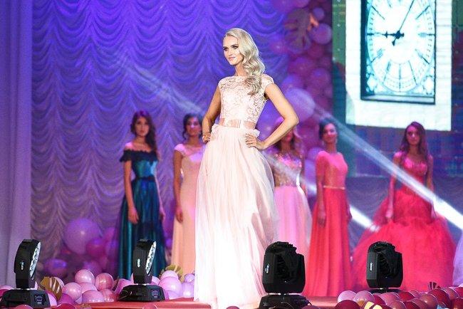 """Miss Syktyvkar"" contestant Alexandra Senner"