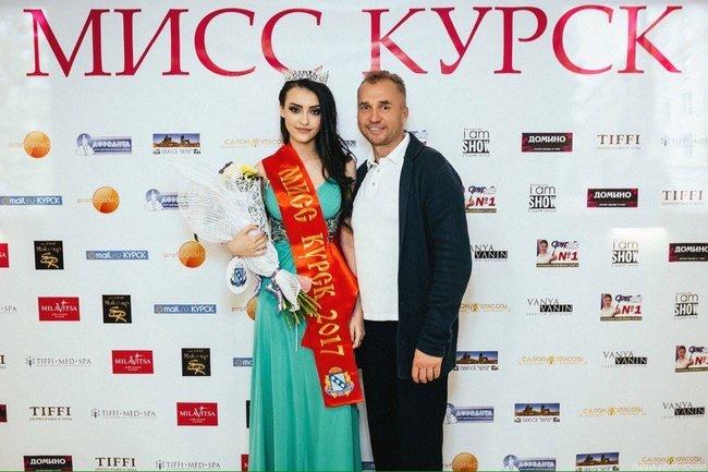 """""""Miss Kursk"""" organizer Evgeny Popov"""