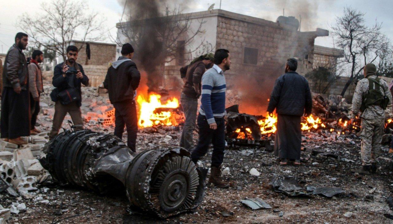 Пилот сбитого вСирии Су-25 получит награду