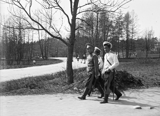 Российские военные вФинляндии, конец XIX— начало ХХвека