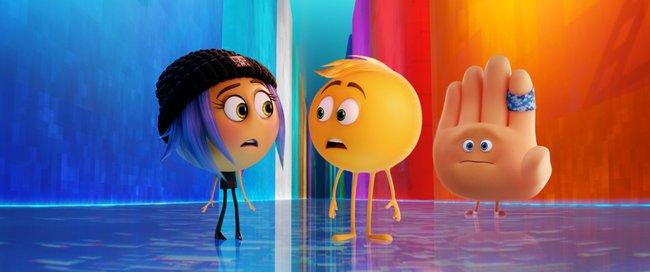 «Эмоджи фильм» получил «Золотую малину». Оноказался хуже новой части «50 оттенков серого»