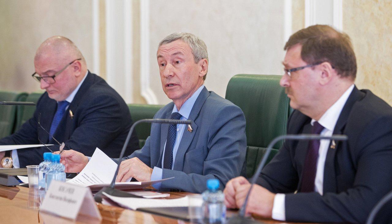 Сенатор Климов предупредил о вероятных провокациях вовремя выборов Президента Российской Федерации