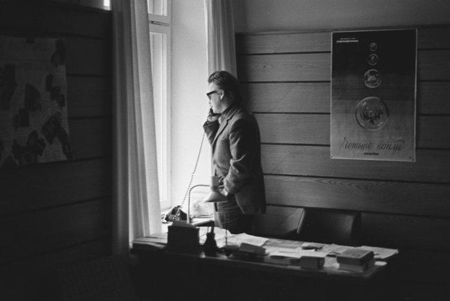 Олег Табаков. 14октября 1969 года