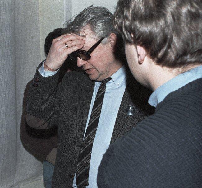 Оле Табаков 1октября 1988 года