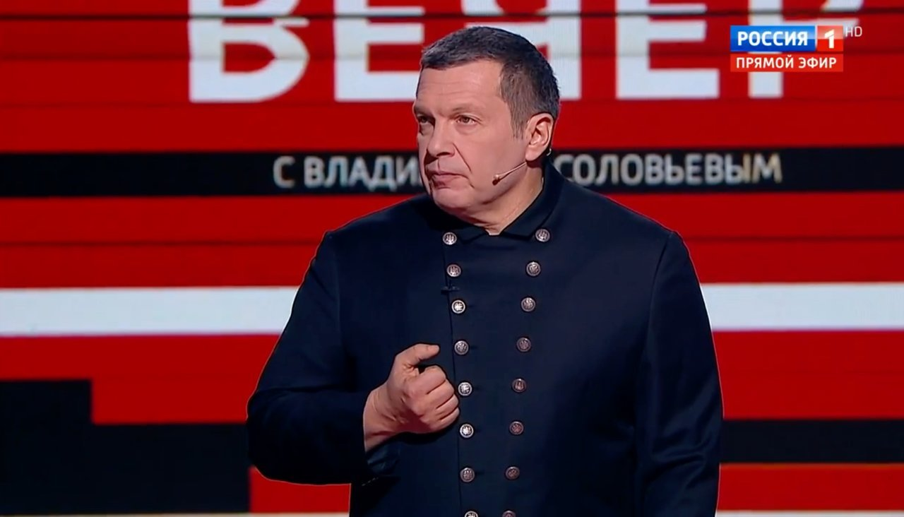 Solovyov was expelled from the council of the Ministry of Internal Affairs 32