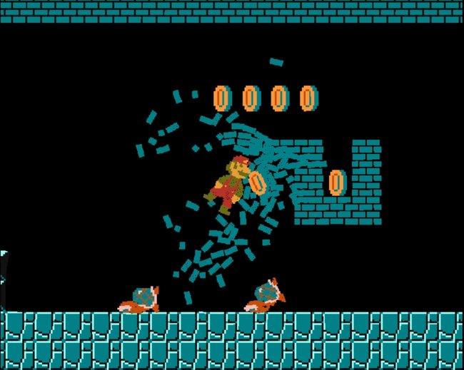 Jelly Mario Bros: попробуйте сыграть вжелейного Марио