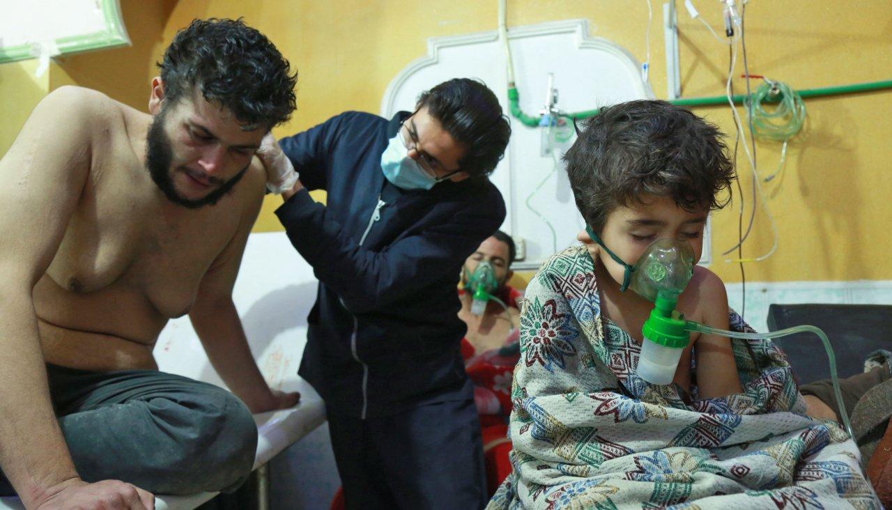 Появилась достоверная информация о готовящейся провокации в Сирии с химическим оружием O7hc03Is-l9v8nepdfhpaQ