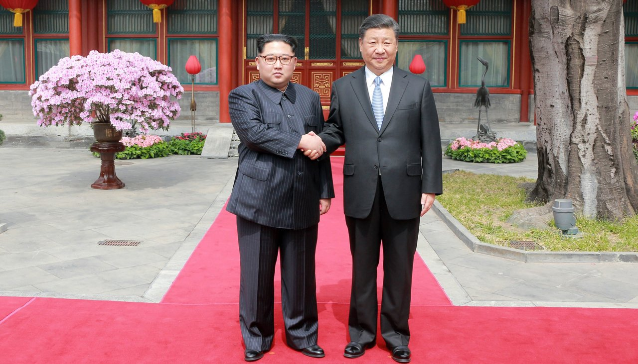 США иЮжная Корея начали ежегодные военные учения