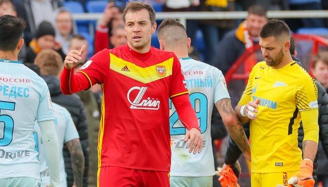 «Зенит» отдал варенду двух футболистов. Потерял из-за них пять очков, нозаработал 20 миллионов рублей. (Заигру одного заплатили тульские бюджетники)