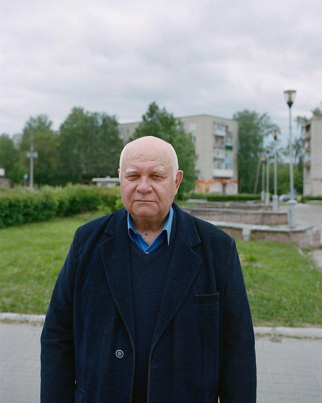 Архитектор Анатолий Петряшин, июнь 2018 года