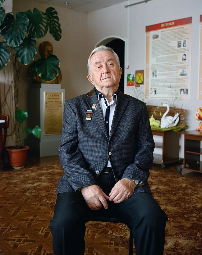 Игорь Гордеевцев, в1988 году— главный редактор «Арзамасской правды». Июнь 2018 года