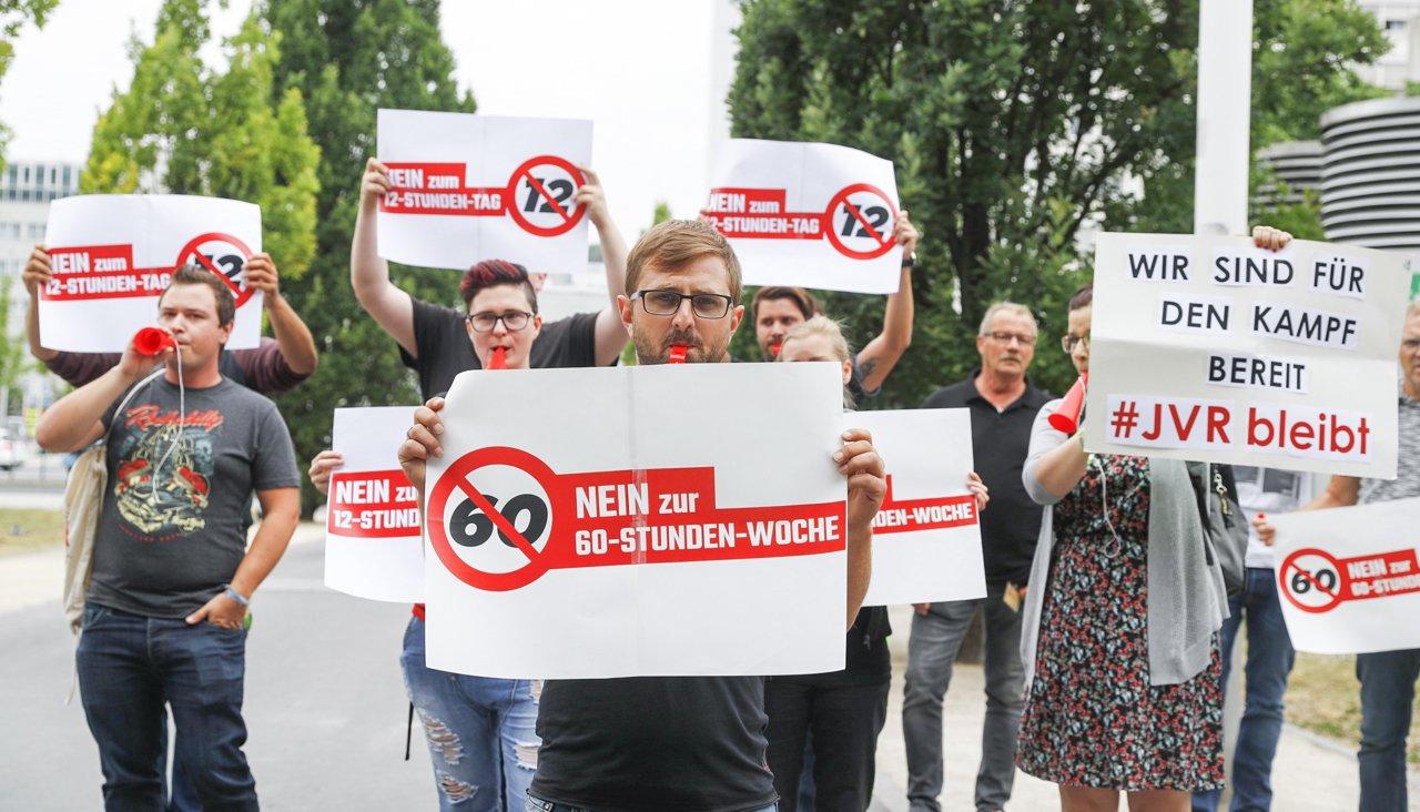 ВАвстрии увеличили продолжительность рабочего дня до12 часов