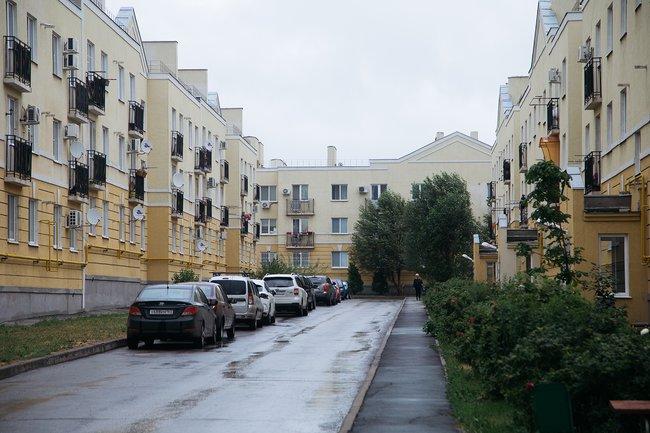 Улицы в«Кошелеве», июль 2018 года