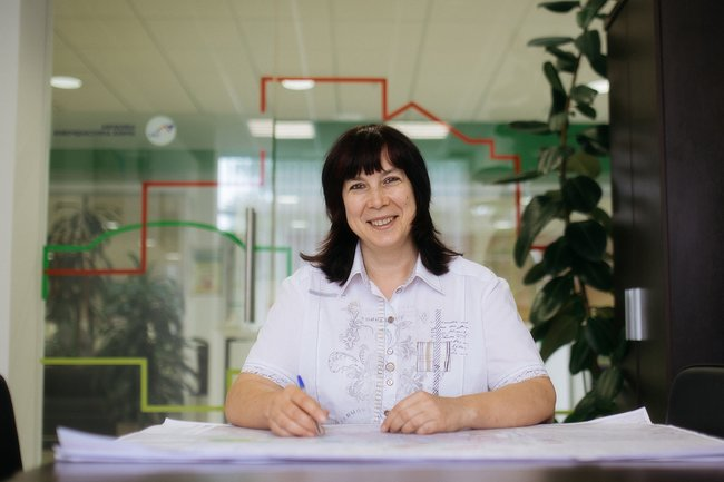 Ирина Шведова вофисе, июль 2018 года