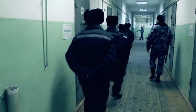 Служебное помещение вИК-5 Читинской области