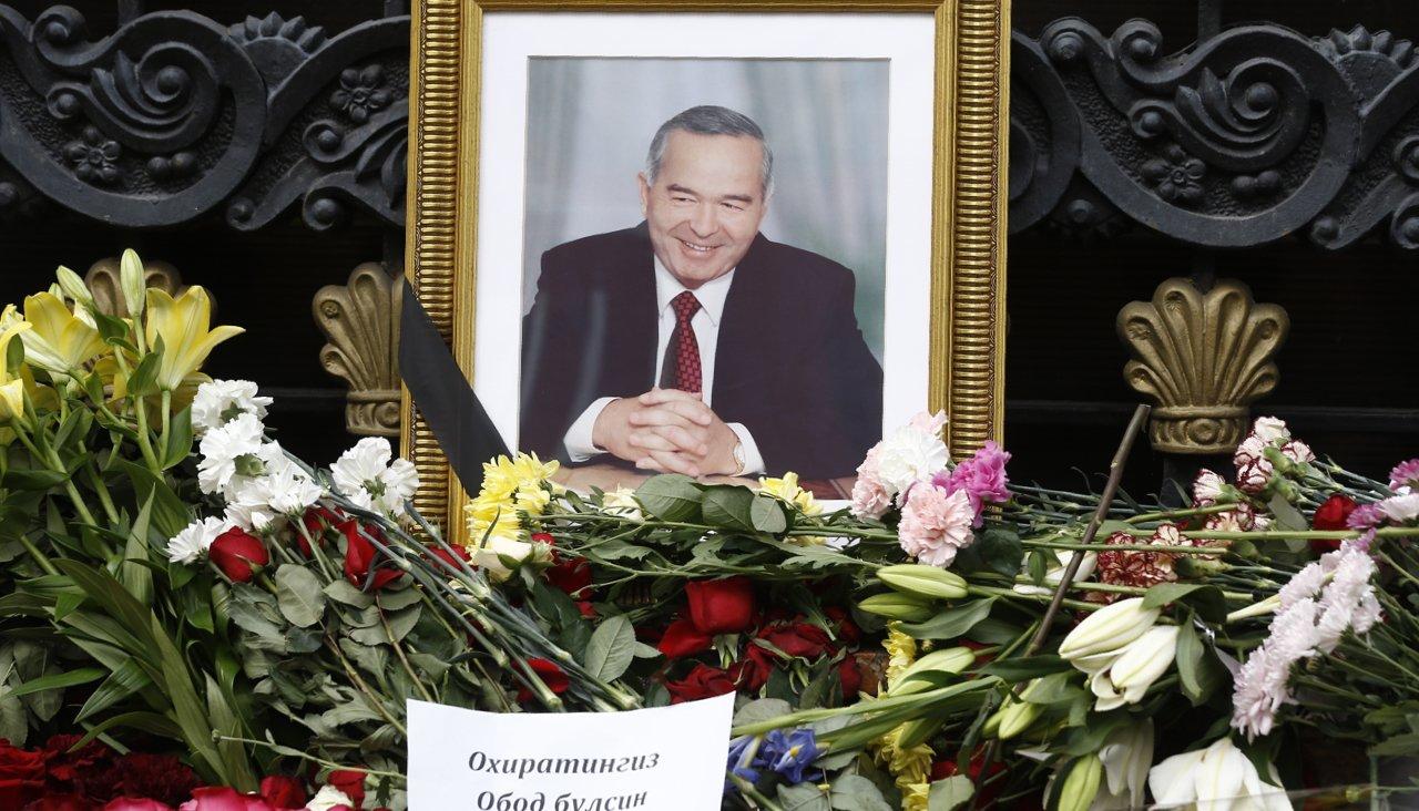 Имя Ислама Каримова запретили упоминать вэфире телевизионных каналов вУзбекистане