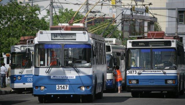 Троллейбусы в Москве, 30 мая 2011 года