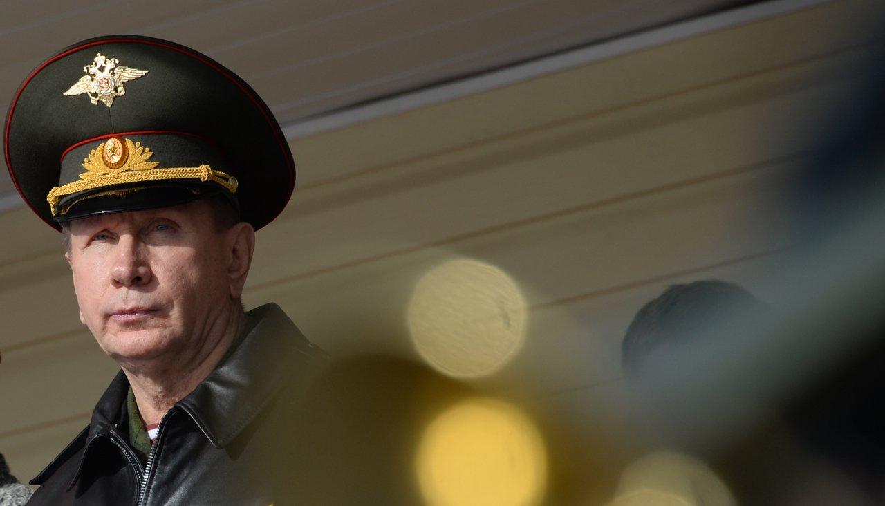 Зачем Золотов записал обращение кНавальному Отвечает Татьяна Становая: Carnegie.ru
