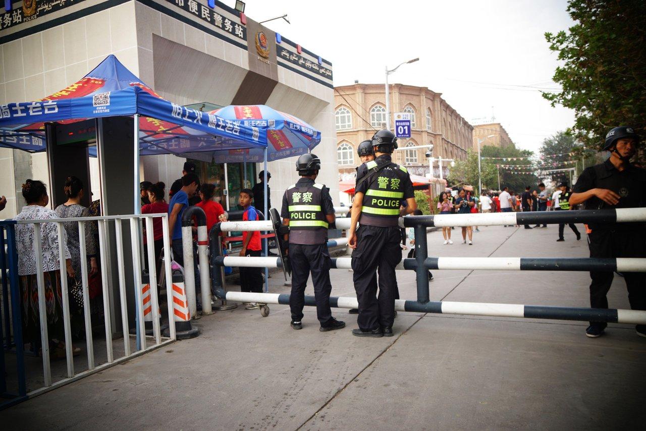 Концлагерь на 10 миллионов уйгуров Китай построил в провинции Синьцзян полицейское государство будущего. Мы там побывали [10]