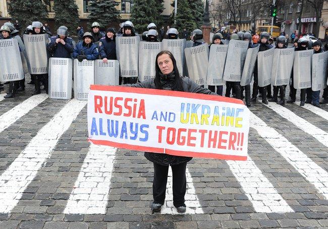 Украина разорвала договор о дружбе с Россией. Это было последнее ...