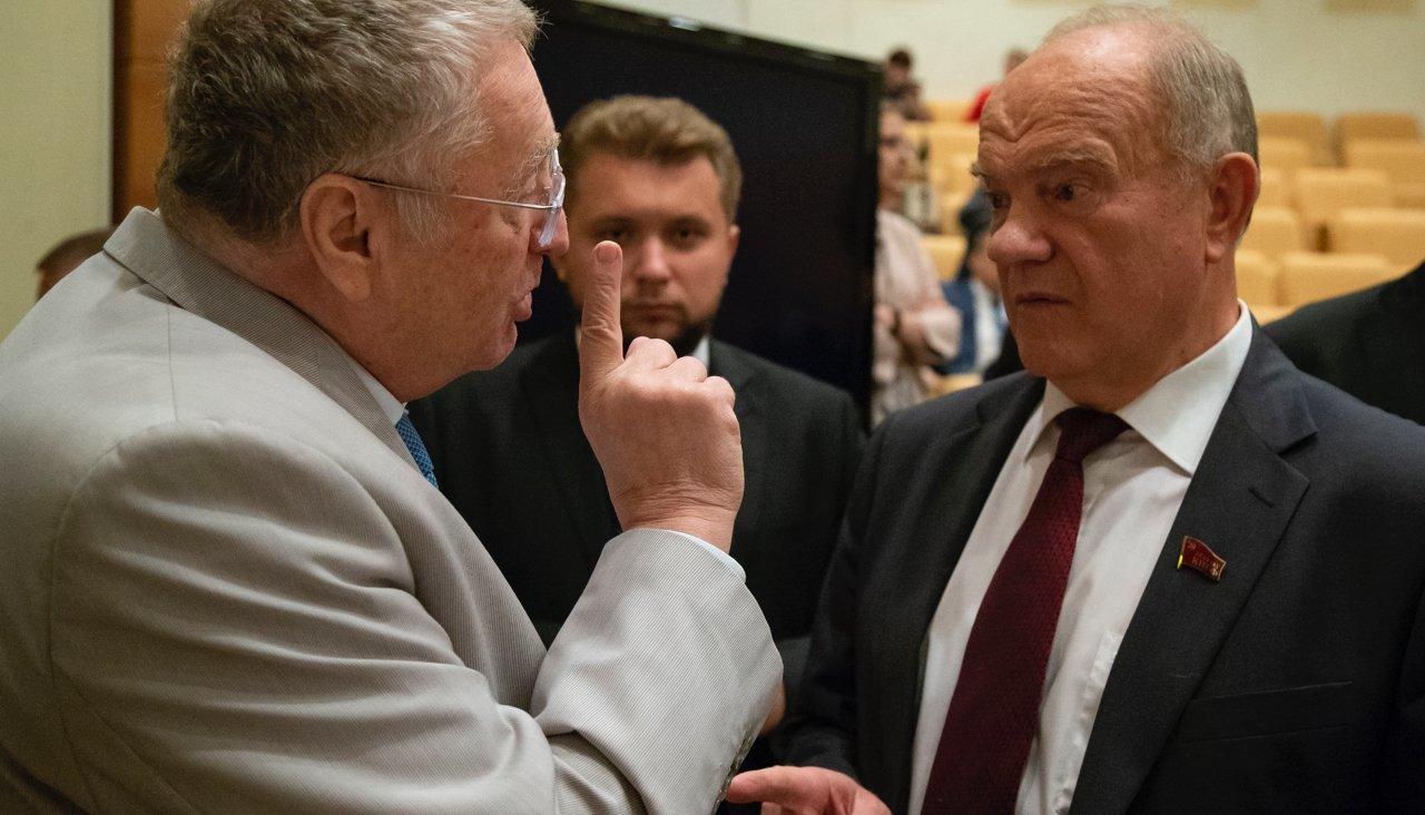 Vladimir: parliament against governor 60