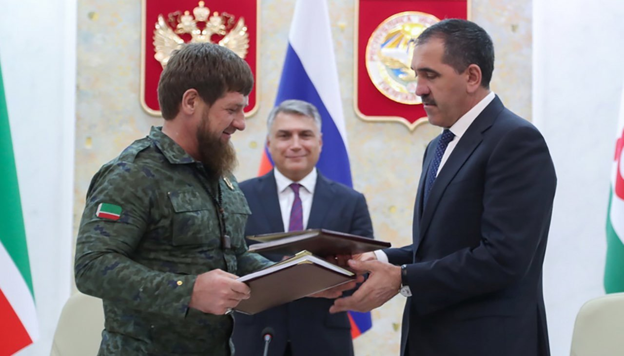 What is happening in Ingushetia now? 31