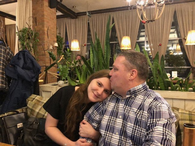 Дмитрий иАнна Павликовы