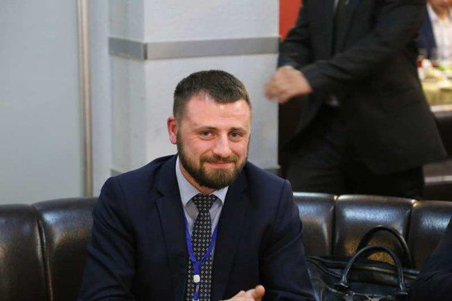 Евгений Рабчевский, сентябрь 2018 года