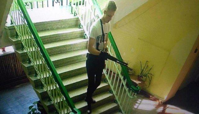 Владислав Росляков, нонеВладислав Рейх. Что известно оподозреваемом вмассовом убийстве вКерчи